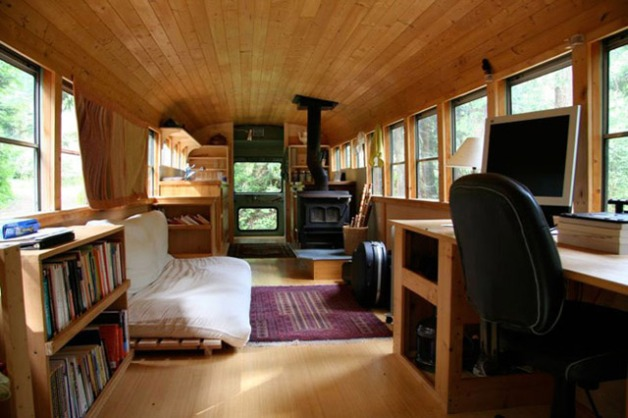 cabin bus